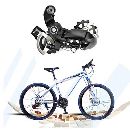 Jorzer Fahrrad-umwerfer, 7-Gang-schaltwerk, Umwerfer Hinten Mountain Bike MTB Fahrrad Derailleur Übertragung Zubehör Für Outdoor Radfahren