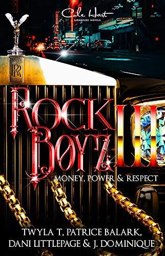 The Rock Boyz 3: An African American Romance: Money, Power, & Respect (English Edition)