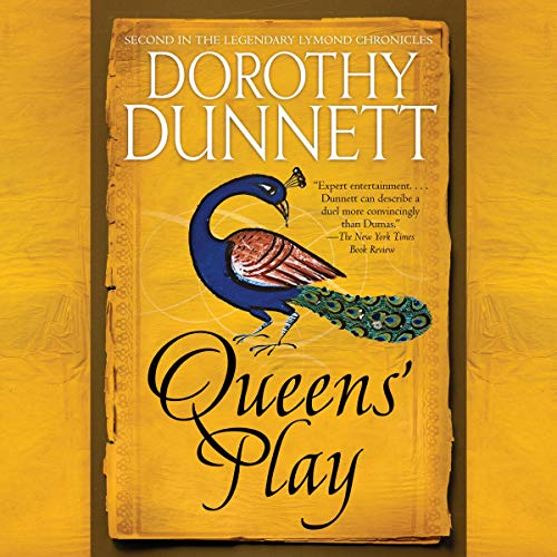 Queens' Play Audiobook By Dorothy Dunnett cover art