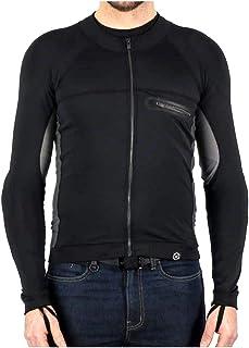 Knox Men's Action Shirt, Black, XL