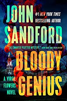 Bloody Genius (A Virgil Flowers Novel Book 12) by [John Sandford]