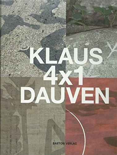 4 x 1: Klaus Dauven