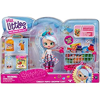 Shopkins Real Littles Shopp'n Cart Pack, Mult   Shopkin.Toys - Image 1