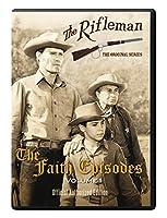 Rifleman: The Faith Episodes 1 - Original Series [DVD] [Import]