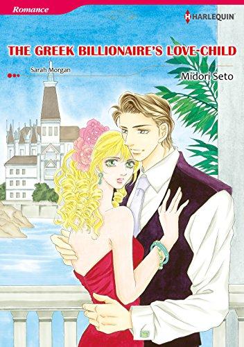 The Greek Billionaire's Love-Child: Harlequin comics (English Edition)
