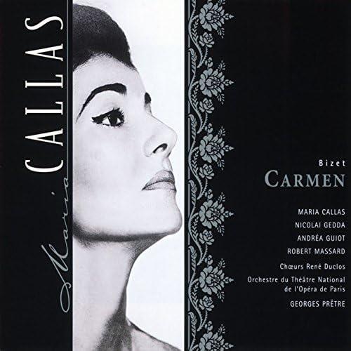 Maria Callas/Nicolai Gedda/Andréa Guiot/Robert Massard/Georges Prêtre