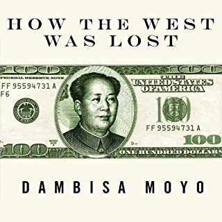 How the West Was Lost audiobook cover art