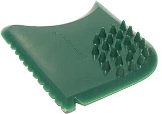 Tupperware Scraper Veggie Scrubber Brush Hunter Green