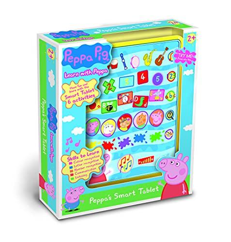 Peppa Pig Smart Kids Tablet Toy
