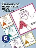 Kit Aprendendo Técnicas De Tricô - Manequim - 5 Livros