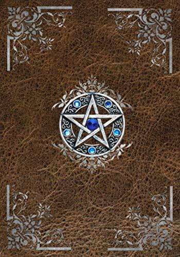 Libro de las Sombras: Cuaderno en Blanco Para Escribir Hechizos | Conjuros y Recetas Mágicas | Libro de Hechizos | Grimorio de Brujería | El Regalo Ideal Para Brujas Aprendices o Experimentadas