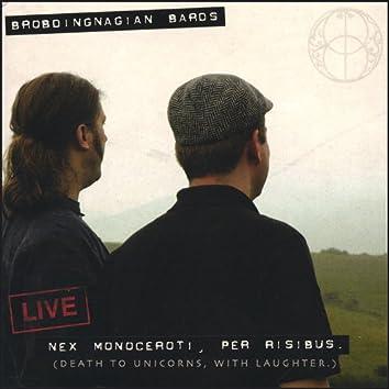 Live: Nex Monoceroti, Per Risibus