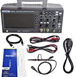 Hantek Digital Storage Lab Oscilloscope DSO2C10 2CH Dual Channel 100MHz Bandwidth 1GS/s Sampling W/O AWG
