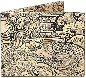 Gold Leaf Mighty Wallet product image