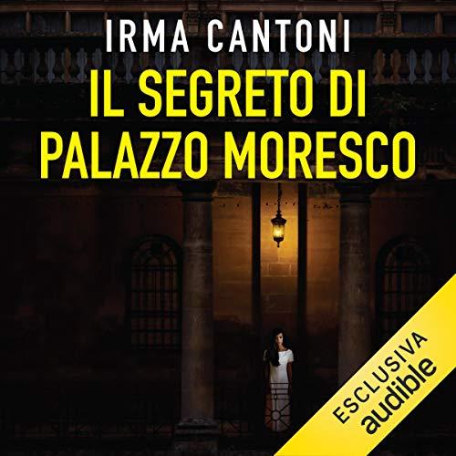 Il segreto di palazzo Moresco copertina