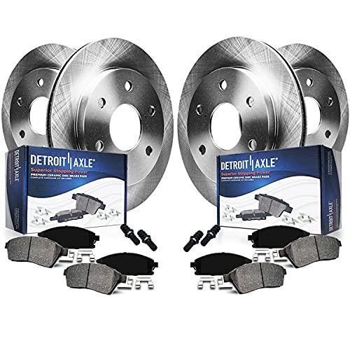 Detroit Axle - Front & Rear Disc Rotors...