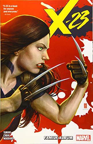 X-23 Vol. 1: Family Album
