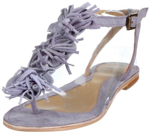 Black Lily Damen kornelia Fashion-Sandalen, Violett (Lavender), 40 EU
