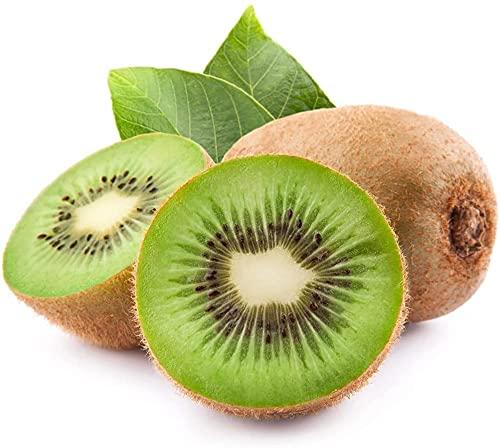100 piezas de semillas de kiwi Actinidia frutas frescas y jugosas que aportan un paisaje único y encantador al jardín Adaptabilidad fuerte Fácil de plantar Adecuado para jardineros novatos