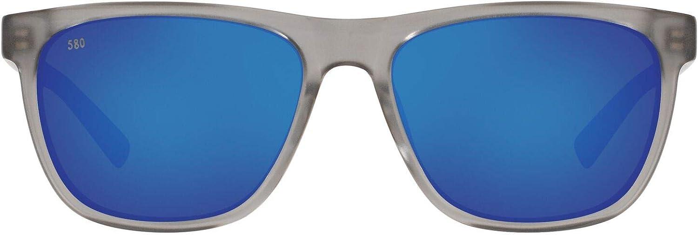 Costa Del Mar Men's Apalach Rectangular Sunglasses
