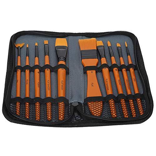 Juego de cepillos de limpieza de reloj, 10 piezas de diferentes tamaños Kit de herramientas de eliminación de polvo de reloj para manualidades de joyería de reloj limpio