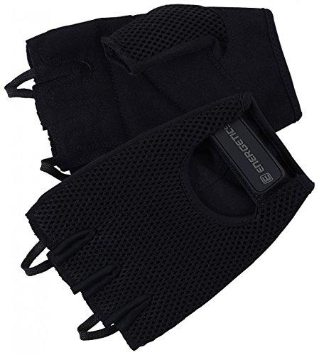 ENERGETICS Fitnesshandschuh Basic, schwarz,XL [Misc.]