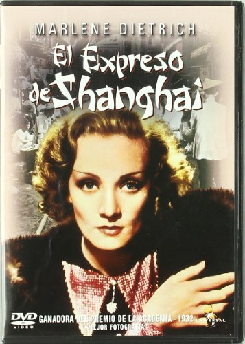 Shanghai Express [ NON-USA FORMAT, PAL, Reg.2 Import - Spain ] by Marlene Dietrich