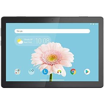 Lenovo Tab M10 FHD REL Tablet (10.1-inch, 2GB, 32GB, WiFi + LTE + Volte Calling), Black