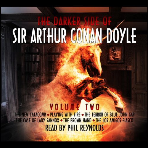 The Darker Side of Sir Arthur Conan Doyle, Volume 2 Titelbild