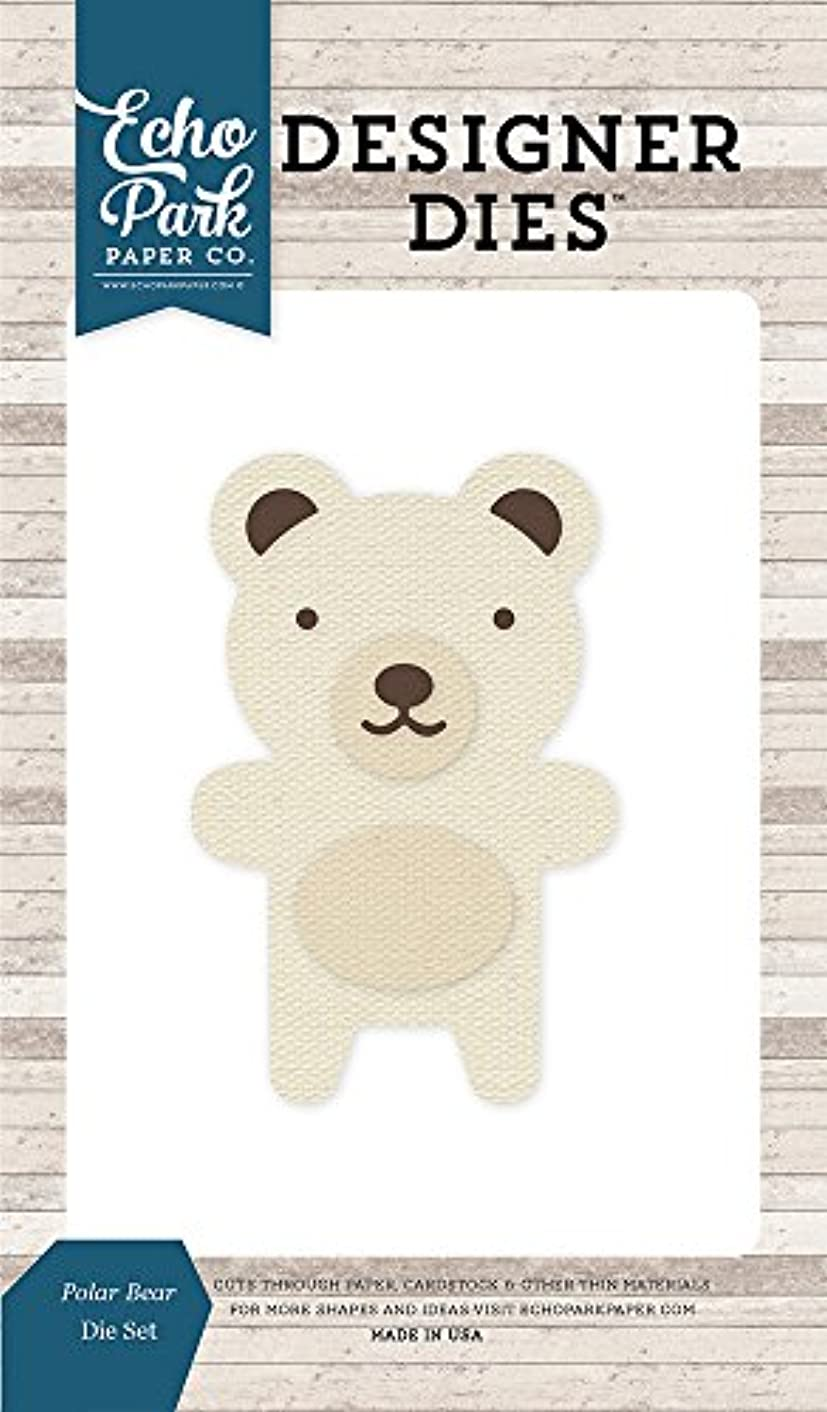 Echo Park Paper Company Polar Bear Die Set