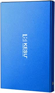 TZOU External Hard Drive 160G 500G 1TB 2TB Storage USB3.0 HDD Earthquake-Proof and Fall-Proof Mobile Hard Disk Xbox PS4 TV...