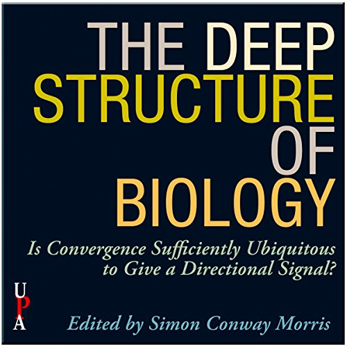 The Deep Structure of Biology audiobook cover art