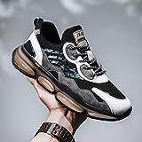 Aerlan Men's and Women's Sports Shoes,Calzado Casual Deportivo de Fondo Suave, Zapatos para...