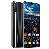 "XIUMI M9 - Smartphone de 6.3"" FHD Teléfono (8GB RAM, 512 GB ROM, 13MP + 18MP cámaras triples con Súper Gran Angular, Headphone Jack, Batería de 3800 mAh, Carga rápida)"