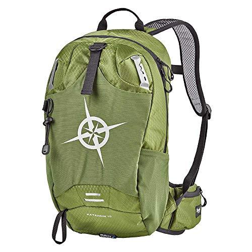 COLUMBUS-Katahdin 10 Mochila de Trekking y Bici Verde