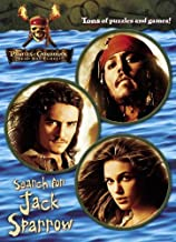 Search for Jack Sparrow (Deluxe Coloring Book) (Pirates of the Caribbean:Dead Man's Chest)