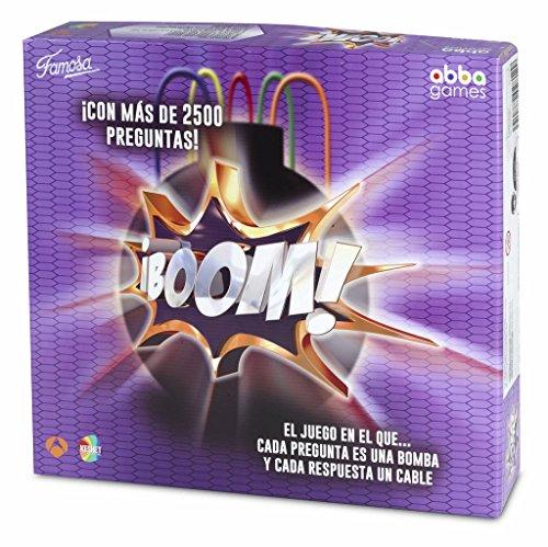 Boom Famogames 700013151 - Gioco da tavolo per adulti