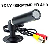 CNDST 2000TVL CCTV Sony 1080P HD AHD Color Mini Bullet Cámara de...