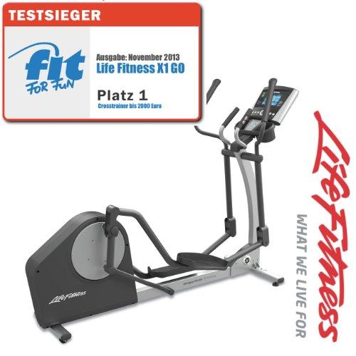 X1 Go Crosstrainer Life Fitness Modell 13/14 - Inkl. Vario Sling Trainer