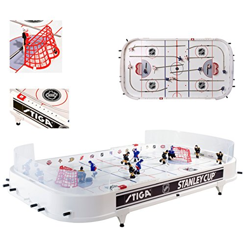 NHL Stanley Cup Hockey Table Game (NY Rangers / Boston...