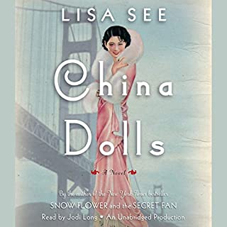 China Dolls audiobook cover art