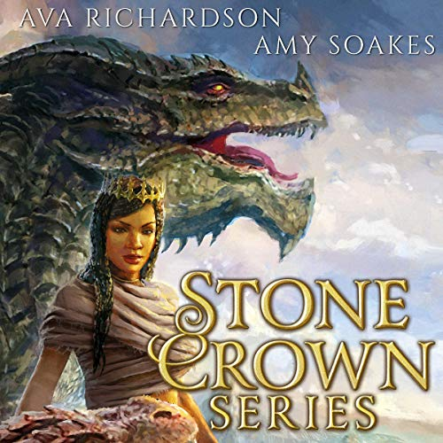 The Stone Crown Series cover art