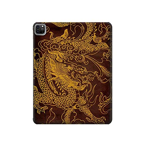 Innovedesire Chinese Dragon Tablet Case Cover Custodia per iPad PRO 12.9 (2021)