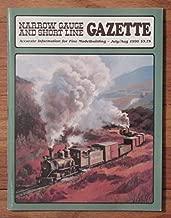 NARROW GAUGE AND SHORT LINE GAZETTE 7-8/1990 [Kennebec Central Railroad Randolph Maine]