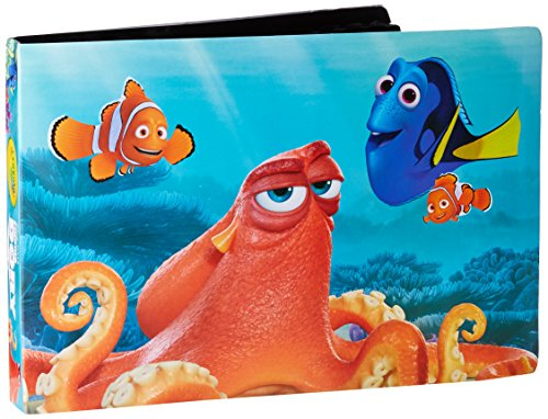 Crayola Disney Pixar Finding Dory Under Sea Creativity Kit, 125+ Pieces Art Gift for Kids 5 & Up, Includes Crayons, Twistables, Washable Pip-Squeak Markers & Finding Nemo Coloring Pages