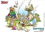 Astérix - Le Papyrus de César - n°36 - Les étapes de création