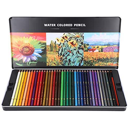 Lápices de colores Prismacolor, 72 lápices de colores de colores, para artistas y pintores principiantes para la escuela, el aula y el uso diario