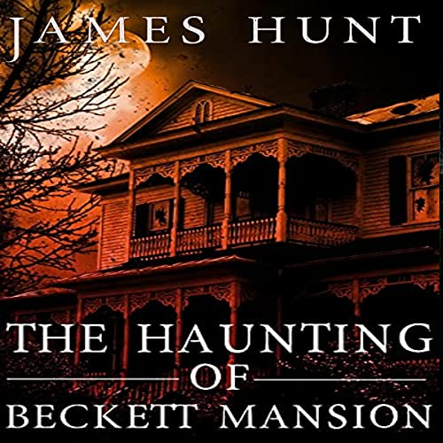 The Haunting of Beckett Mansion cover art