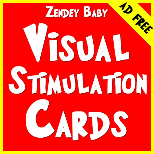 Baby Visual Stimulation Cards