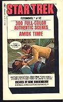 Star Trek Fotonovel # 12 Amok Time 0553120123 Book Cover